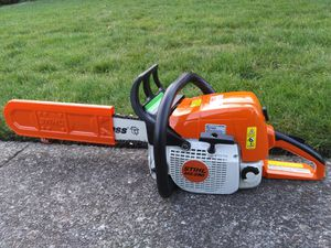 """Stihl MS 290 Farm Boss chainsaw 20"""" great condition for Sale in Lake Stevens, WA"""