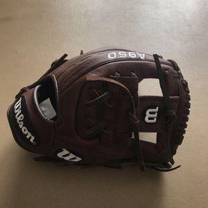 "11.5"" Wilson A950 Baseball Glove for Sale in Elgin, IL"