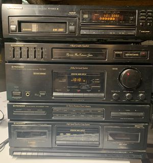 Pioneer stereo system for Sale in Manchester, CT