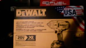 Dewalt impact wrench for Sale in Portland, OR