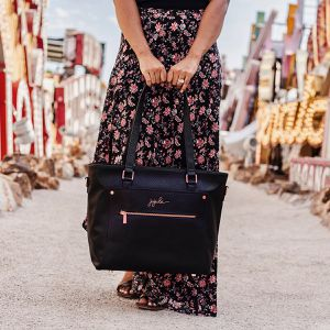 Brand New JuJuBe Everyday Tote - Noir Rose Gold 🌟 for Sale in OCEAN BRZ PK, FL