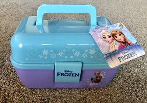 Disney Frozen Tackle Box Caboodle play box for Sale in Soledad, CA