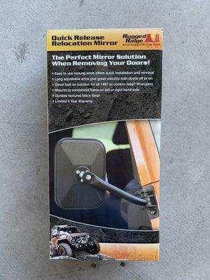 New: Rugged Ridge Side Mirrors for Sale in Bremerton, WA