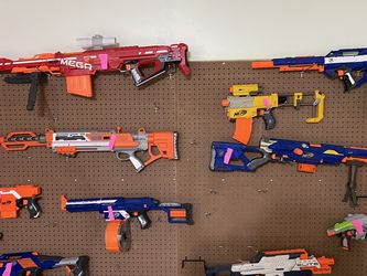 Lots Of Nerf Blasters And Light Sabers for Sale in Pompano Beach,  FL