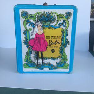 Vintage 1968 Barbie case for Sale in Santee, CA