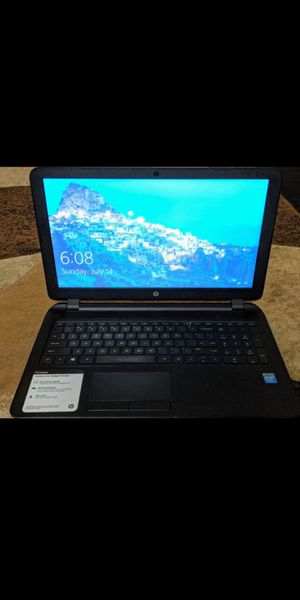 HP Notebook Windows 8.1 with Bing for Sale in Torrance, CA