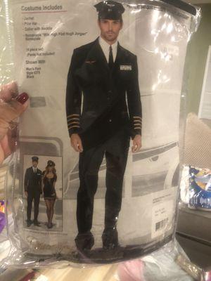 Halloween costume pilot for Sale in Santa Ana, CA
