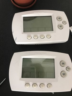 Two new Honeywell Thermostats for Sale in Alexandria, VA