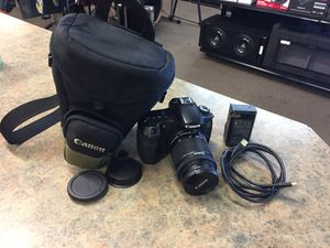 Canon EOS 60D for Sale in Wenatchee, WA