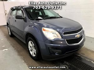 2013 Chevrolet Equinox for Sale in Woodford, VA