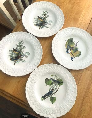 """Alfred Meakin 10.5"""" Collectable Bird Dinner Plates for Sale in Midland, TX"""