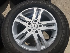 MERCEDES BENZ G500 G550 G350 RIMS WHEELS SET for Sale in Orlando, FL