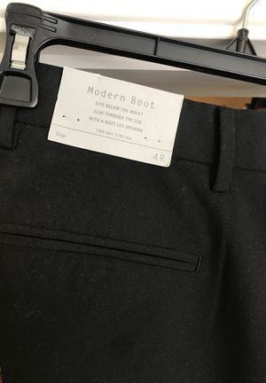 Gap black work pants (never worn) for Sale in San Francisco, CA