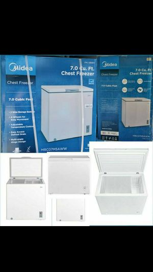 (*New in box*) Chest Freezer *New* New for Sale in Buena Park, CA