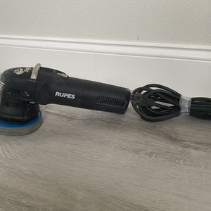 Rupes LHR12E Duetto Dual Action Polisher for Sale in Orlando, FL