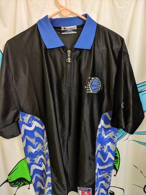 Vintage Orlando Magic Champion Warm Up Jersey for Sale in Oviedo, FL