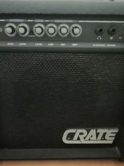 Crate Gx15 Guitar Amp for Sale in Cherry Hill, NJ