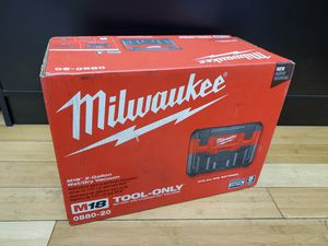 Milwaukee M18 2 Gal Wet/Dry Vacuum (Tool-Only) for Sale in Framingham, MA