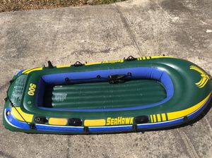 Inflatable boat (10 feet) - *PRICE DROP* for Sale in Auburndale, FL
