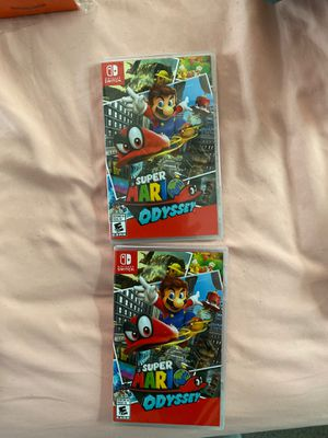 Brand new super Mario Nintendo switch game for Sale in South Euclid, OH