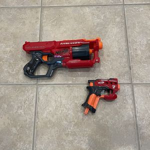 Two Mega Nerf Guns for Sale in Oviedo, FL
