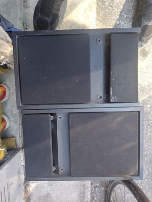 BOSE speakers for Sale in Sunnyvale, CA