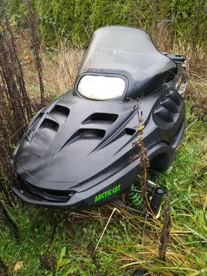 Arctic cat thundercat 1000cc snowmobile missing title will give bill of sale for Sale in Portland, OR