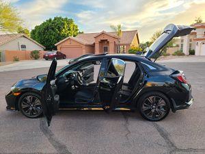 2018 Honda Civic Hatchback EX 29k miles Restored Salvage for Sale in Phoenix, AZ