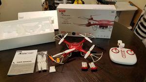 SYMA X5UW FPV Drone w/ HD Camera & Hover Assist for Sale in Kent, WA