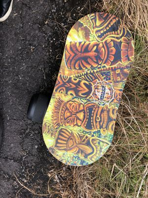 Chakra Tiki Indo Balance Board and Roller Trainer for Sale in Hilo, HI