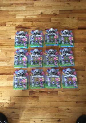 Hatchimals set of 12 new for Sale in Fraser, MI