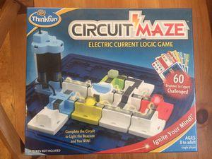 New Circuit Maze Game quarantine fun for kids for Sale in Chula Vista, CA