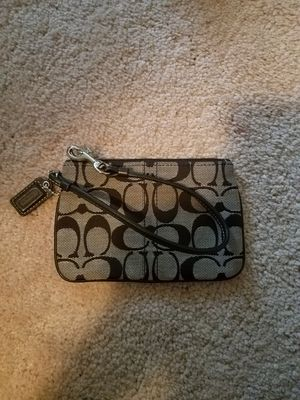 Coach wristlet for Sale in Severn, MD