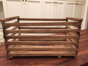 Old Wood Farm Crate for Sale in La Jolla, CA