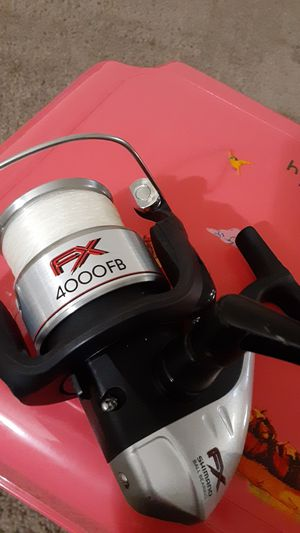 Fishing reel (SHIMANO) for Sale in Keizer, OR