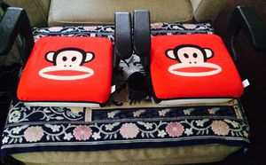 Clek Olli Paul Frank backless booster seat for Sale in Detroit, MI