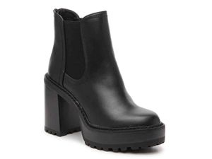 Platform Boots black size 8.5, 9.5 10 for Sale in Hyattsville, MD