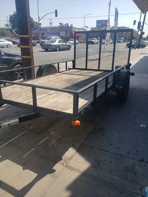 12 ×6 utility trailer for Sale in Whittier, CA