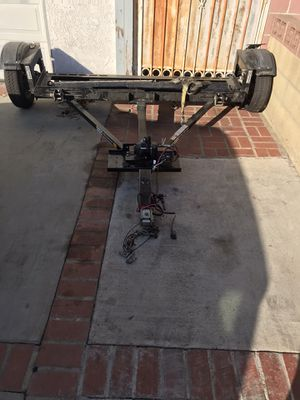 Towing trailer for Sale in Long Beach, CA