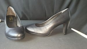 Size 8. Black Block heels for Sale in Washington, DC