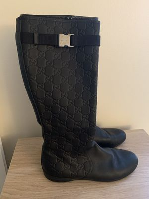 Authentic Gucci Boots for Sale in Somerville, MA