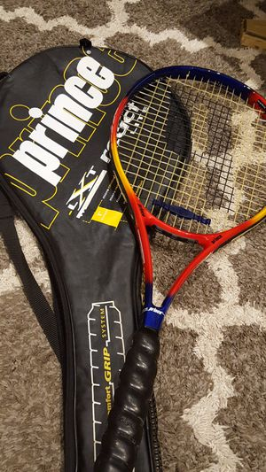 """PRINCE ....Tennis racket 107"""" 690cm extra lenght technology for Sale in Des Plaines, IL"""