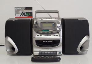 PHILIPS MAGNAVOX CD/RADIO/CASSETTE for Sale in Longview, TX