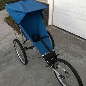 Vintage Baby Jogger II, Single Child Jogging Stroller for Sale in Redlands, CA