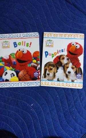 Sesame Street books for Sale in Spanaway, WA