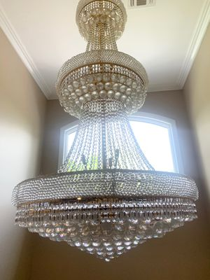 Crystal Chandelier for Sale in West Caldwell, NJ