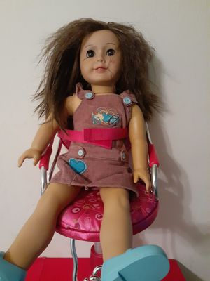 Used American Girl Doll for Sale in Silver Spring, MD