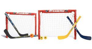 Folding Hockey 2 Goal Set - NHL - Street Hockey & Knee Hockey for Sale in Lincoln, RI