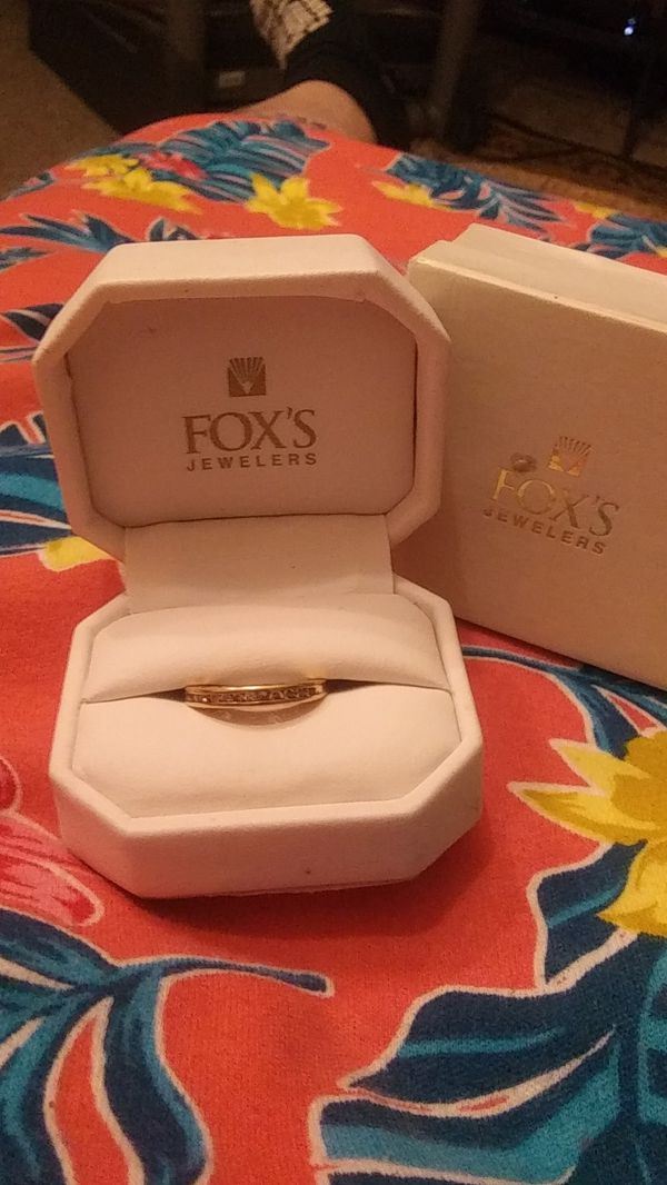 I LOVE 💘 YOU RING WITH DIAMONDS