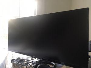 "LG 34UM60P 34"" UltraWide IPS FreeSync LED Monitor - Black for Sale in Boston, MA"